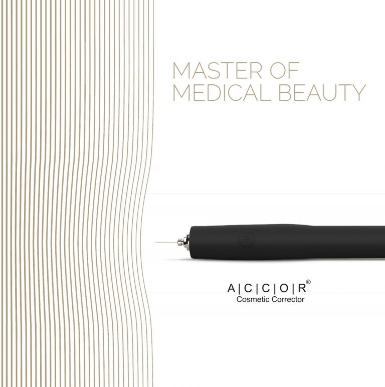 ACCOR Cosmetic Corrector Plasma Pen