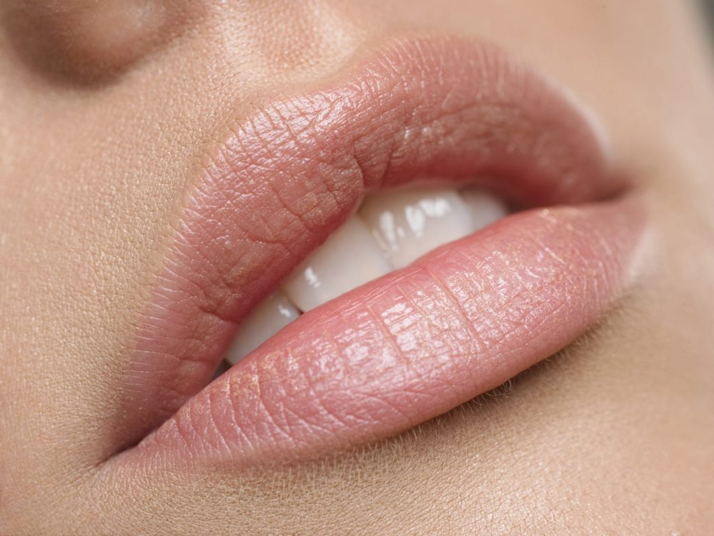 gutes Permanent Make Up in Berlin - Lippen